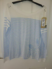Really Pretty OXBOW Lavender Dalayi Long Sleeved T-Shirt RRP £31 NWT