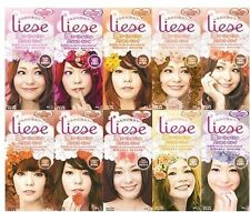 Kao Japan liese Prettia Bubble Hair Color Dying Kit
