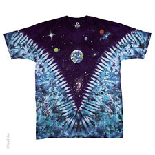 New OUTER SPACE Tie Dye T Shirt
