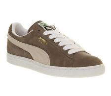 Puma Suede Classic Greywhite Trainers Shoes VH2