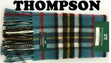 THOMPSON CLAN SCARF AVAILABLE IN 175 CLAN NAMES TARTAN SCARVES CLAN SCARF