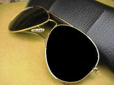 Wholesale Lot 12 Pair Oversized Aviator Sunglasses Black or Silver Frame or 6 ea