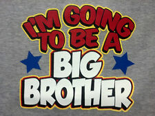 Going 2 B Big Brother ANNOUNCEMENT T-Shirt Baby Toddler Youth Kids EXPECTING Tee