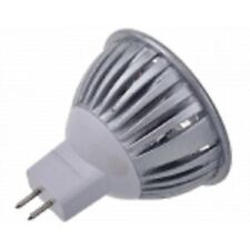Downlight globes, MR16 base, 12v, 3w or 4w. Halogen replacement