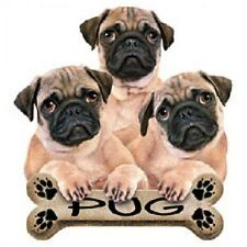 Pug Cute Little Puppies !  FREE SHIP Awesome Dog Lover Puppy T-shirt Tee Love It