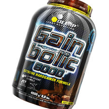GAIN BOLIC 6000 - Whey Protein Mass Gainer - Extra Price - Free Delivery