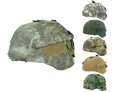 8 Color Airsoft Tactical Helmet Cover Ver2 for MICH TC-2000 ACH NEW A-TACS/FG/CB