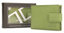 Saddler Genuine Leather Credit Card Business ID Holder Purse NEW BNWT Boxed 2033