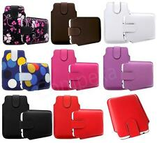 L- SECURE POUCH CASE COVER HOLSTER WALLET SKiN fOr CELKON DELL AND VARiOUS MODEL