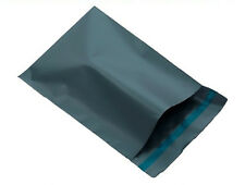 """2000 x GREY POSTAGE MAILING BAGS 6x9"""" MAILERS"""