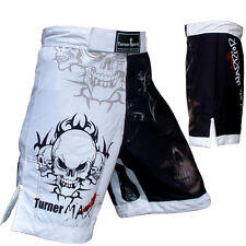 TurnerMAX MMA Fight Shorts Kickboxing Grappling Cage UFC Fighters Martial arts