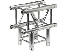 "GLOBAL TRUSS 3-WAY CROSS & T-JUNCTIONS F34 & F32 SERIES 12"" SQUARE TRUSSING BOX"