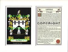 LITTLE to LUCY - Your Family Coat of Arms Crest & History