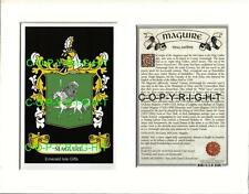 MAGEE to MANSELL - Your Family Coat of Arms Crest & History