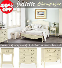 Shabby Chic Furniture, Bedside Table, Chest of Drawers, Wardrobe, dressing table