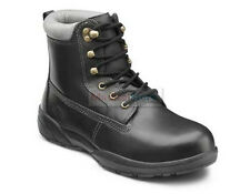 Protector - Dr Comfort - Diabetic Shoes - Work Boots - Leather - Steal Toe