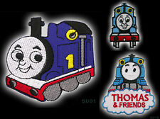 THOMAS THE TANK ENGINE & FRIENDS Patches - Iron-On / Sew-On Patch Series - NEW
