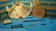Playmobil 3733 indians series TeePee House parts CHOOSE geobra toy 134