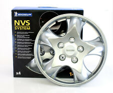 Michelin Wheel Trims with reflective system for 13, 14 & 15 inch rims (Hubcaps)