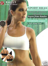 1 BALLY TOTAL FITNESS Sport Bra S M L XL XXL NEW Many Colors to Choose From