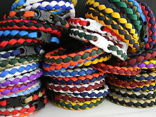 Paracord Necklaces Using  NCAA College Team Colors Fan Essential Trendy