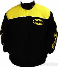 BATMAN JACKET WITH REMOVABLE HOOD