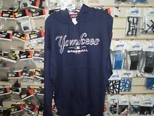 NEW YORK YANKEES AUTHENTIC COLLECTION HOODIE HOODY NWOT