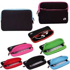 Soft Neoprene Zipper Sleeve Case Pouch Bag Washable For HP Slate 7 HD Extreme