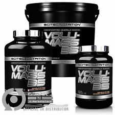 Scitec Nutrition VOLUMASS 35 High-Protein Muscle Gainer (1200g, 2950g, 6000g)