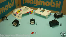 Playmobil 3738 adventure LeMans car for collectors made in Germany CHOOSE 177
