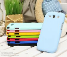 Samsung Galaxy S3 S4 Case Cover Cell Phone cases jelly bean case silicone case