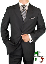 Clearance Gino Valentino Jacket Only Suit Separate 1357-3 Charcoal 42R