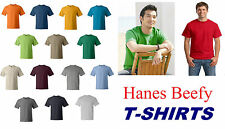120 Hanes ComfortSoft Heavyweight Cotton T-Shirt 5280 S-XL WHOLESALE Lot of 120