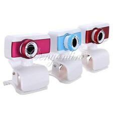 50M Pixels USB Webcam Camera Web Cam With Mic Microphone for PC Laptop Computer