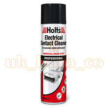 HOLTS ELECTRICAL CONTACT CLEANER - REMOVES OIL, GREASE AND DIRT