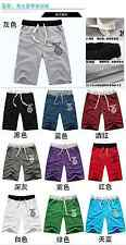 **Mens Fashion Summer Casual Pajamas Lounge Shorts Pants Trousers