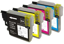 Cartouche encre compatible Brother LC985 MFC-J220 MFC-J265 MFC-J265W LC-985