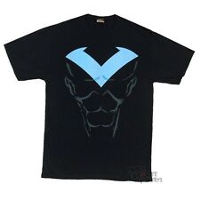 Nightwing Symbol Costume New 52 Batman DC Comics Licensed Adult Shirt S-3XL