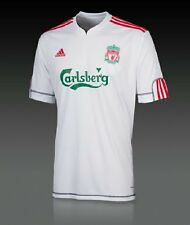 Adidas Official Junior Liverpool FC 3rd Shirt 2009 - 2010, Age: 13-14 Years
