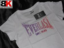 "Everlast T-Shirt Womens White ""Soaring Spirit"" BNWT"