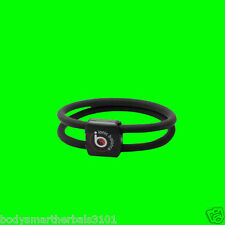 Ionic Balance Fusion Magnetic Power Tourmaline Negative Ion Band Wristband