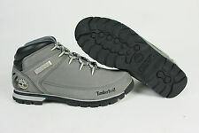 Timberland 44545 Men's Euro Sprint Grey Leather Boots BNIB FREE UK P&P!
