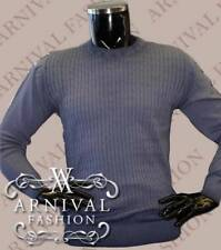 NEW MENS KNIT JUMPERS for MEN KNITWEAR CASUAL MENSWEAR men's ribbed SWEATER man