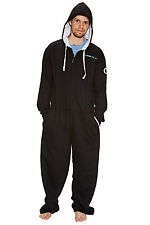 Adult Onesie Cotton Black XMAS SALE 65% OFF!