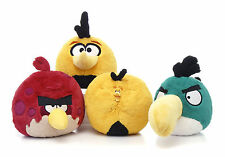 """NEW OFFICIAL 8"""" PLUSH SERIES 2 ANGRY BIRDS SOFT TOYS FROM ANGRY BIRDS COLLECTION"""