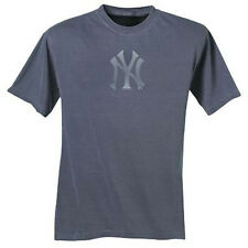 NEW New York Yankees t-shirt tshirt S M L  navy by Majestic