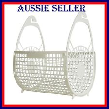 PLASTIC PEG BASKET  OR PEG BASKET WITH 60 PLASTIC CLOTHES PEGS  Melbourne Seller