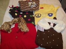 NWT Gymboree HTF dresses with matching accessories! size 5 & 9 hairbow/bracelet