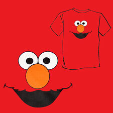 SESAME STREET ELMO FACE CHILD TODDLER T-SHIRT