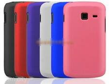 Colorful Matte Plastic Cover Case Shell Skin For Samsung Galaxy Y Duos S6102